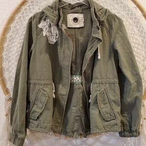 Anthropologie Jackets & Coats - Anthro Daughters of Liberation Utility Jacket